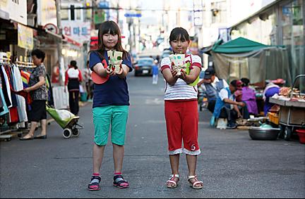 [5.27~29] 움직이는 마음 다락차 @부산 서동 미로시장