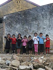 5.ODA_2014 베트남어린이촬영1
