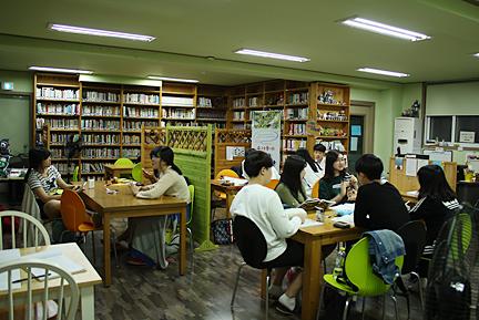 '우리동네 문화복덕방' 청소년인문학도서관 느루