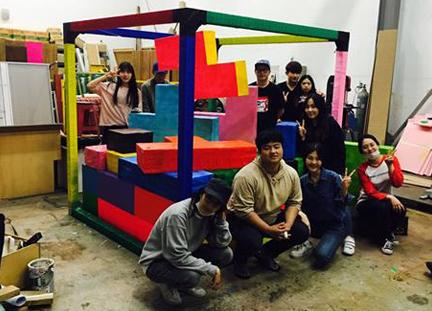 CCS525 꾸물꾸물 문화학교의 '같이 테트리스, 가치 테트리스'