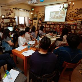 2015 세계문화예술교육 주간 행사 '마음탁자'2