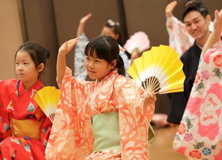 일본 전통예술수업