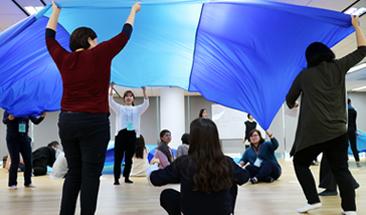 전문 인력 심화교육, 문화예술교육의 뿌리를 단단하게