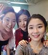 이소연, 김혜인, 이유나